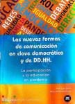 Las nuevas formas de comunicación en clave democrática y de DD.HH.